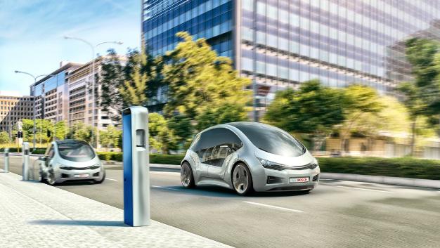 Boschs neuer Geschäftsbereich Powertrain Solutions soll den Wandel der Mobilität aktiv mitgestalten.