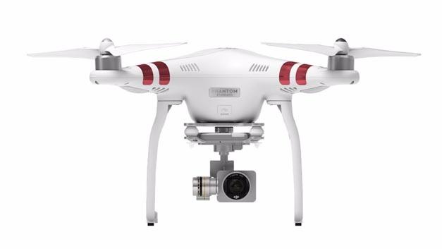 Günstiger ist die Phantom 3 Standard. Ihre Videos haben 720p-Auflösung und die maximale Flugzeit beträgt 25 Minuten. Ein Zusatzakku schlägt aber mit 149 Euro zu Buche.