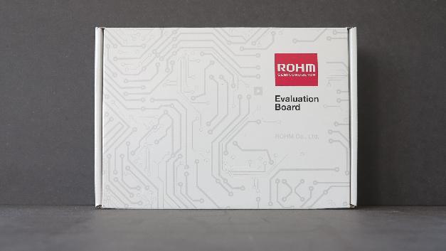 Derzeitiges Produkthighlight bei ROHM: Sensorauswertungssatz SensorShield-EVK-001.