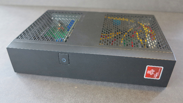 Industrie-Computergehäuse Fujitsu Kit Solutions.