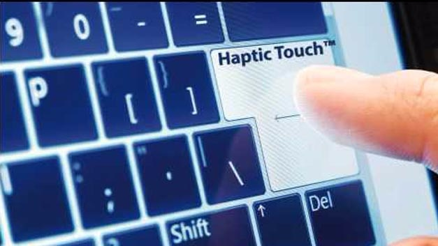Katgorie Hardware - next system Vertriebsges.m.b.H.: HapticTouch Technology