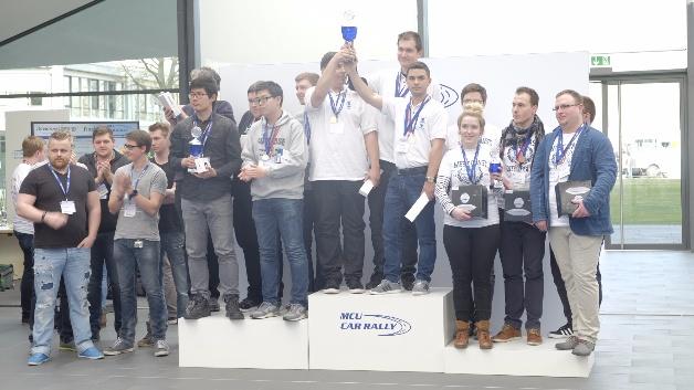 Sieger des Rennens ist das Team »Fastech« der Universität Craiova in Rumänien. Ihr Auto schaffte die Distanz in 3:21 Minuten.