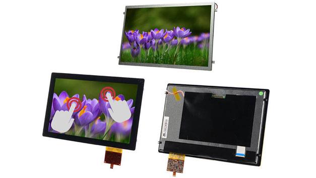 Distec hat sein Sortiment an sonnlichtablesbaren Displays erweitert. Neu im Angebot sind zwei Typen des 10,1