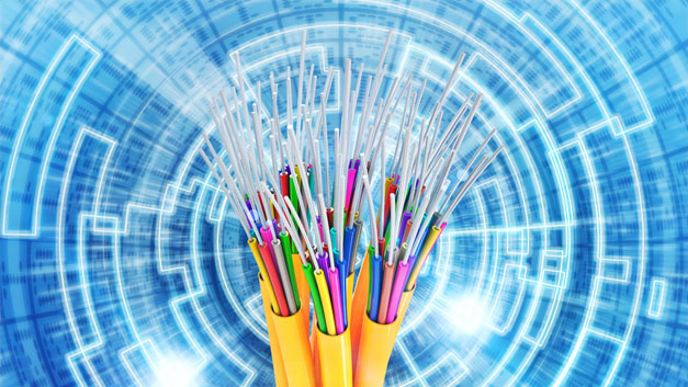Kabelzugangsnetze für Breitbandinternet und Kabelfernsehen