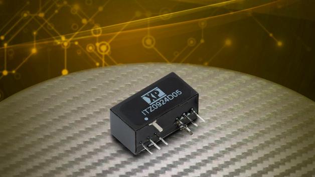 Auf der PCIM werden mehrere Produkte aus dem Stromversorgungsbereich vorgestellt, so wie der ITZ von XP Power.