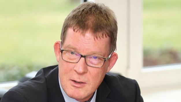 Olaf Lüthje, Vice President Regional Sales, EMEA Vishay