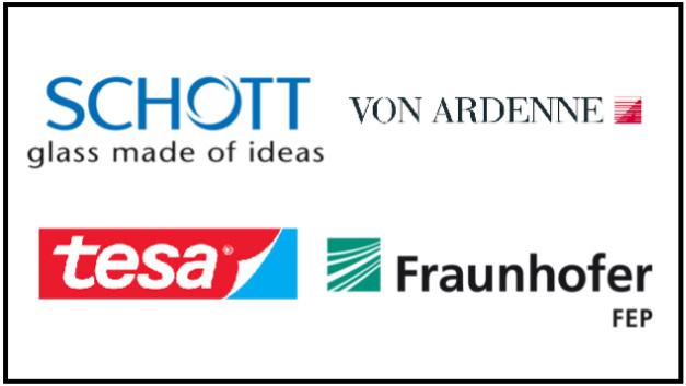Das Konsortium Fraunhofer FEP/Schott/Ardenne/Tesa brachte den Fertigungsprozess für flexibles Glas zur Industriereife. Wegen der enormen Steifigkeit ist das Material gewöhnlichen Plastiksubstraten überlegen. Nun ist der Weg frei für die Applikationsentwicklung.