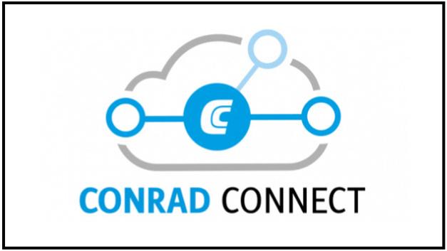 Conrad ordnet das Cloud-Chaos mit einer Vorauswahl unterstützter Produkte. Über eine Webapplikation werden diese unterstützten Komponenten als Sensor-Aktor-Netzwerk in einheitlicher Umgebung verbunden.