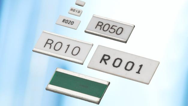 Die SMD-Chipwiderstände der KRL-Serie des japanischen Herstellers Susumu sind AEC-Q200 zertifizierte Niederohm-Metallfolienwiderstände. Diese haben längsseitige Kontaktpads (wrap around oder bottom down) und werden in den Bauformen 0603 mit 0.5 W, 0805 / 1 W, 1206 / 1.5 W, 2010 / 2 W, 2512 / 3 W, 3015 / 4 W, 3518 / 5 W, 4320 / 6 W und Größe 5930 mit 10 W gefertigt. Zwei Versionen sind verfügbar: High Temperatur von -55 bis +175 °C und Low EMF von -55 bis +155 °C – beide in den Toleranzen 1 % (3 bis 500 mΩ), 2 % (2 mΩ) und 5 % (1 mR) mit TK-Werten von 50 ppm, 100 ppm (2 mΩ) und 150 ppm (1 mΩ). Der Ohmwertbereich erstreckt sich von 1 bis 500 mΩ in Werten der E6-Reihe, von 3 bis 9 mΩ in 1-mΩ-Schritten, wobei auch andere kundenspezifische Ohmwerte und Spezifikationen möglich sind.