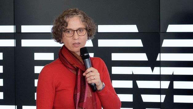 Anrdrea Martin, CTO Watson IoT: »Konventionelle Computersysteme werden immer schlechter, je länger sie in Betrieb sind. Kognitive Systeme wie Watson werden immer besser, je länger sie laufen.«