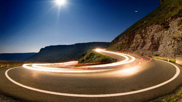 Fahrzeugbeleuchtung trägt zur aktiven Sicherheit bei.