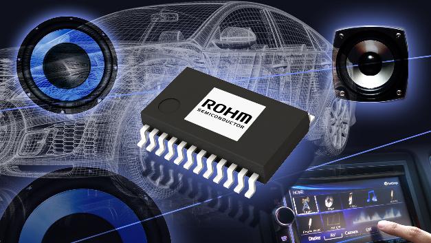 Sound-Prozessor für mehr Klangqualität.