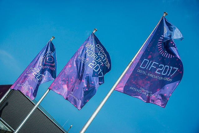 Das Digital Innovation Forum fand am 10. und 11. Mai 2017 in Amsterdam statt.