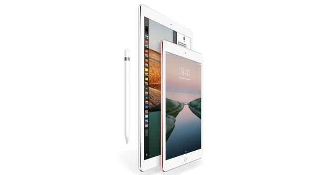 .....oder 1 x ein Apple iPad Pro gestiftet von Mouser.....