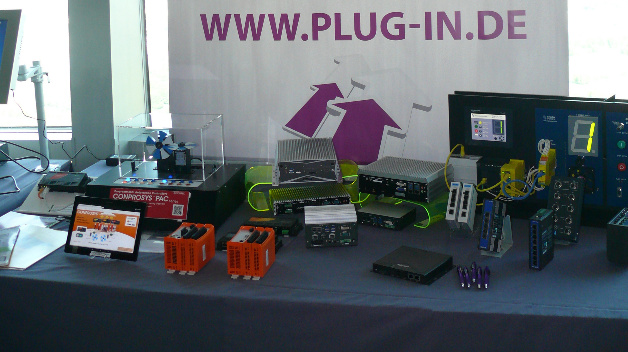 PLUG-IN Electronic Tisch 1 (Ethernet I/O-Lösungen, Signalanpassung, MAQ20)