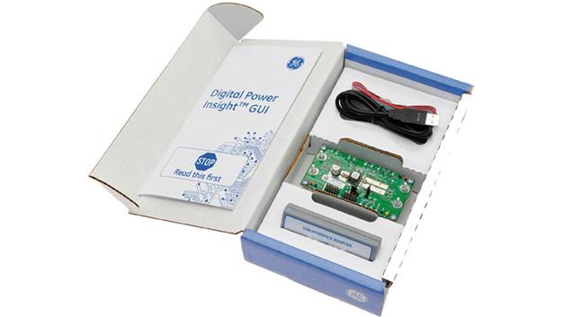 GUI und Evaluation Board von GE Embedded Power