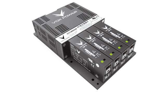 600-W-Netzteil ohne aktive Kühlung von VOX Power