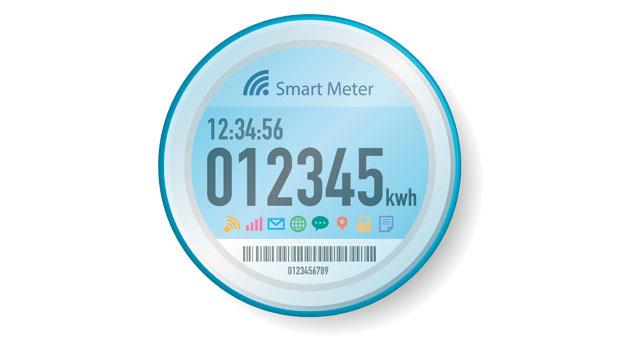 Bild 1. Eine kommunikationsfähige elektronische Messeinrichtung informiert künftig nicht nur den Verbraucher, wie viel Energie er verbraucht, sondern auch den Netzbetreiber.