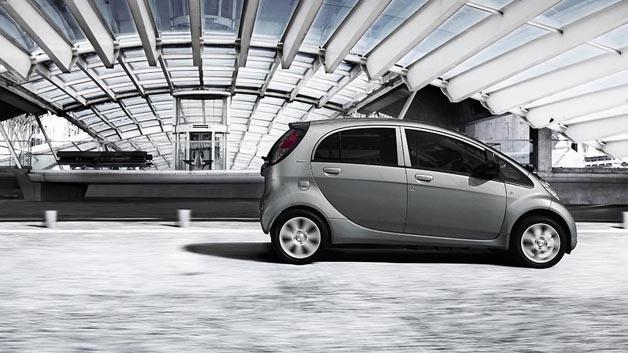 Platz 9 belegte der Peugeot iOn. Der Kleinwagen überzeugt in erster Linie mit einem im Vergleich zu anderen E-Modellen recht günstigen Preis.