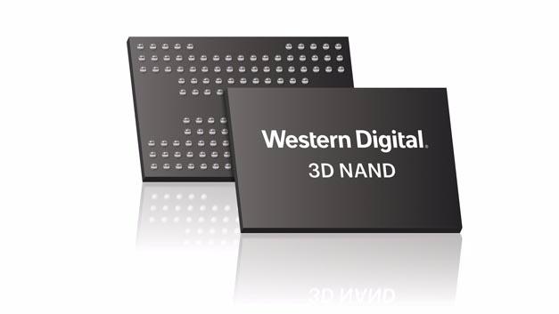 Western Digital will auf den gemeinsam mit Toshiba produzierten 3D-NAND-Chips jetzt 4 Bit pro Zelle speichern.