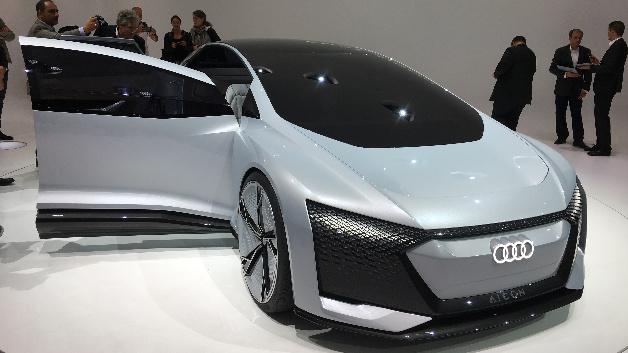 Audi Aicon Frontansicht
