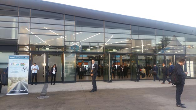 Der VDI-Kongress ELIV fand zum ersten Mal im World Conference Center Bonn statt.