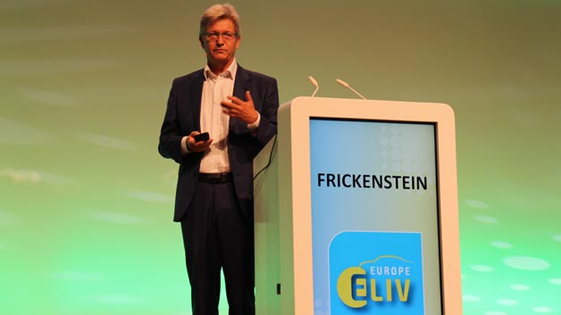 Die Herausforderung »autonomes Fahren« lässt sich nur gemeinsam stemmen, wie Elmar Frickenstein, Bereichsleiter Autonomes Fahren bei BMW in seiner Keynote erklärte.
