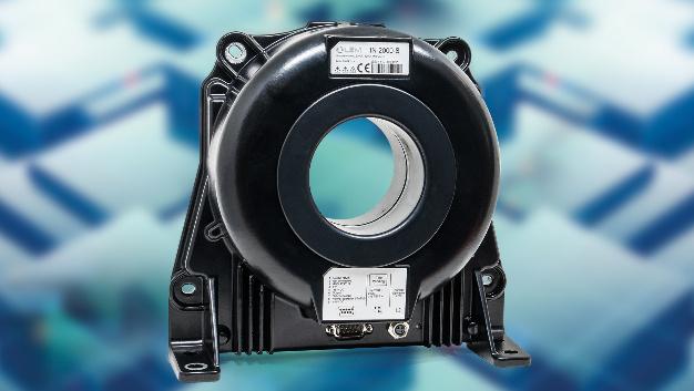(XXX) Der Stromwandler IN 2000-S von LEM nutzt die Fluxgate-Technik zur Messung des vom Strom erzeugten Magnetfelds. Normalerweise verursacht die Fluxgate-Messung zusätzliche Welligkeit im Messstrom, mit Hilfe einer Ripple-Kompensationsspule und eines digitalen Signalprozessors konnte LEM diese Welligkeit minimieren. Der IN 2000-S misst berührungslos und isoliert DC-, AC- und Impulsströme von 2000A. Die Bandbreite reicht bis 140kHz, der erweiterte Betriebstemperaturbereich von -40°C bis +85°C.