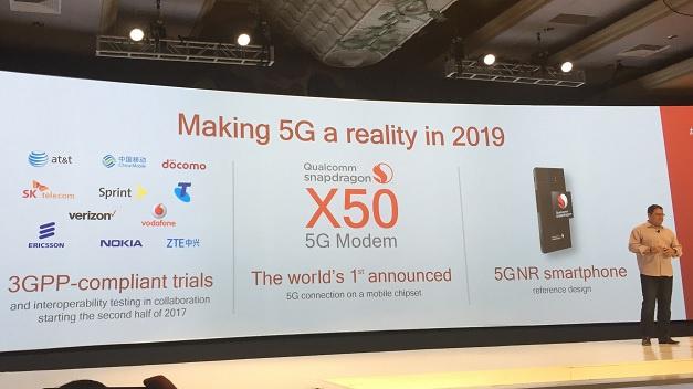 Hinsichtlich 5G-Testfeldern wurden Netzwerkbetreiber u.a. aus den USA, China und Japan erwähnt. Deutschland fehlte in Amons Aufstellung.