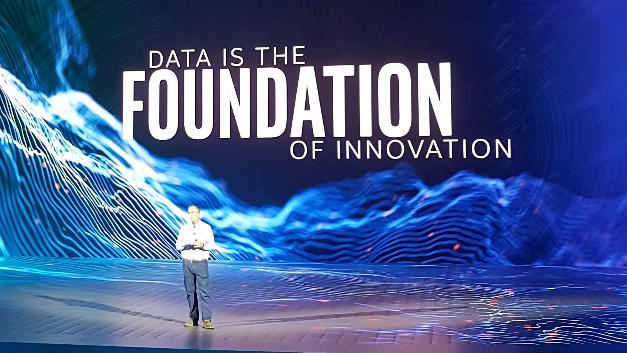 Brian Krzanich, CEO von Intel: »Daten sind das Fundament der Innovation.«