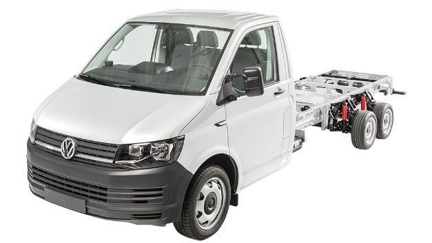 Unter der Bezeichnung »eCab« wurde der elektrische Triebkopf auf Basis des Volkswagen T6 entwickelt.