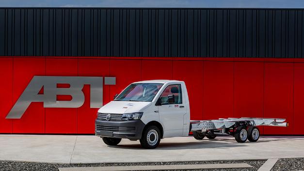 Das elektrische Fahrgestell »eCab« eignet sich für unterschiedlichste Aufbaukonzepte.