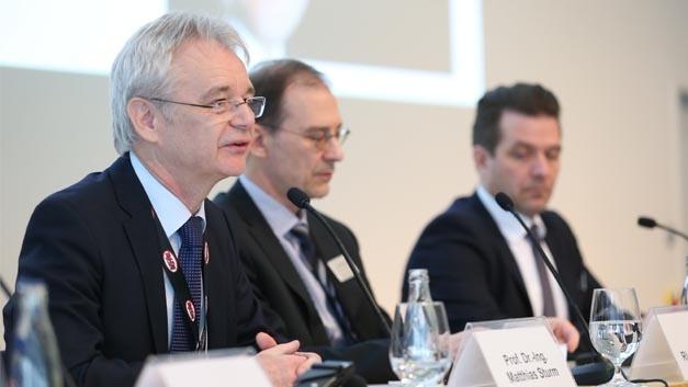 Ein fester Termin ist stets die Eröffnungspressekonferenz der embedded world, auf der über Zahlen und Trends berichtet wird.