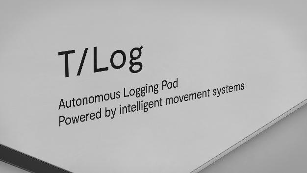 Modellbezeichnung mit weiteren Informationen zum T-Log.