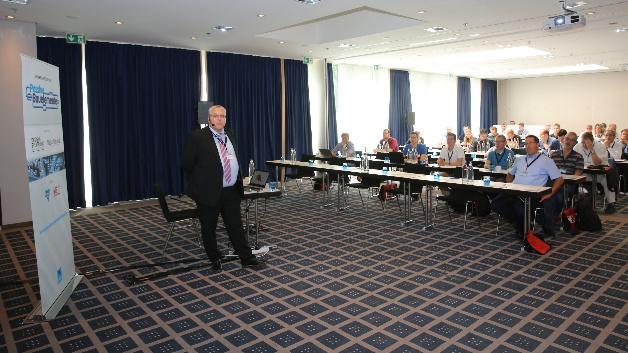 Insgesamt 146 Teilnehmer, Referenten und Aussteller ließen sich Ende Juni in München intensiv schulen.