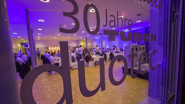 Impressionen aus der 30 Jahre Turck Duotec Veranstaltung