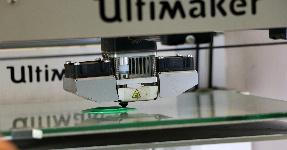 Im Fablab Freising konnten die Teilnehmer auf 3D-Druck-Eqipment zugreifen.