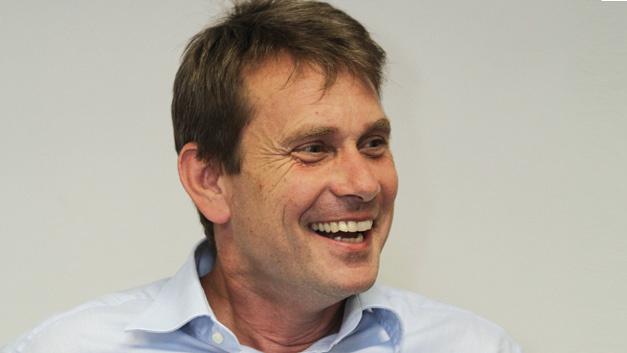 Andreas Kraus, Geschäftsführer und Gesellschafter von Kraus Hardware »Die Herausforderung ist momentan nicht, an Aufträge zu kommen, sondern vielmehr materiell und personell die Aufträge zu bewältigen.«
