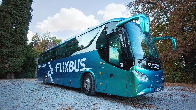 zwischen frankfurt und mannheim flixbus schickt ersten elektrofernbus auf die reise markt technik. Black Bedroom Furniture Sets. Home Design Ideas