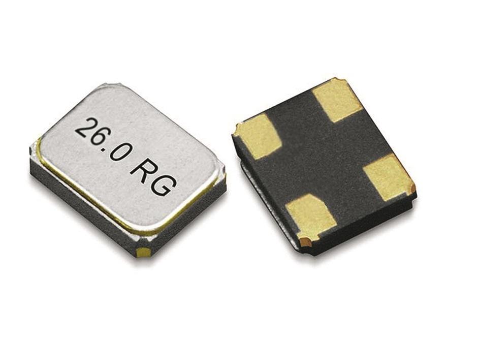 040: Die Neuheit von Geyer-Electronic, der Schwingquarz mit der Modell-Bezeichnung KX-3, misst nur noch 1.2 × 1 × 0.3mm³. Entwickelt wurde der ultrakompakte Schwingquarz für High-Tech-Anwendungen wie Wireless LAN, Bluetooth, Zigbee, Short Range Wireless und Weareables. Der lieferbare Frequenzbereich des Quarzes reicht von 26 bis 52MHz; und zwar mit Toleranzen von 10 bis 30ppm und einer Lastkapazität von 6pF im Arbeitstemperaturbereich von –40 bis +85°C. In den Standard-Frequenzen 26MHz, 27MHz,120MHz, 32MHz, 40MHz und 48MHz ist er zudem kurzfristig ab Lager lieferbar.