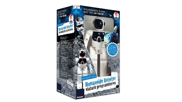 2. Preis: Roboter selber programmieren
