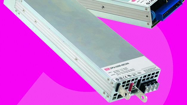 110: Die 3200-W-Netzteil-Serien DBU, DBR, DRP und DPU von Mean Well basieren auf einer einzigen digitalen Plattform, die sowohl Netzteile als auch Akkulader für den Geräteeinbau als auch für die Rack-Montage umfasst. Mit ihrer Leistungsdichte von bis zu 37 W/in³ erreichen die Stromversorgungen einen maximalen Wirkungsgrad von 94,5 %. Integriert sind Funktionen wie die Programmierbarkeit von Ladekurven, die Parametrisierbarkeit der Ausgangscharakteristik und des Überlastschutzes sowie die Remote-Funktion. Die digitalen Controller und die PMBus- bzw. CAN-Bus-Protokolle erlauben ein systematisches Energiemanagement.