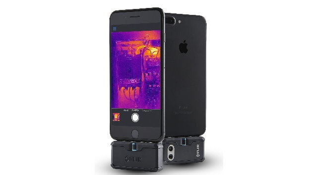 Als preisgünstigen IR-Aufsatz für Smartphones und Tablets hat Flir das Modell Flir One Pro LT entwickelt. Es ist mit dem FLIR Lepton-Wärmebildkameramodul ausgestattet und basiert auf den erweiterten Funktionen der FLIR ONE Pro. Dazu gehört u. a. die patentierte MSX-Bildoptimierung. Sie vereinigt das Wärmebild mit dem hochauflösenden Bild der visuellen Kamera. Das kombinierte MSX-Bild ist gestochen scharf, verfügt über hohe Detailfülle und lässt sich dadurch deutlich einfacher interpretieren. Alle FLIR-ONE-Pro-Modelle sind mit FLIR MSX und der Videosignal-Verarbeitungstechnologie VividIR ausgestattet, die detailreiche Wärmebilder erzeugt. Zusätzlich lässt sich der zum Patent angemeldete OneFit-Stecker so verstellen, dass Anwender die Kamera auf ihr Smartphone stecken können, ohne dieses dafür aus seiner Schutzhülle nehmen zu müssen.