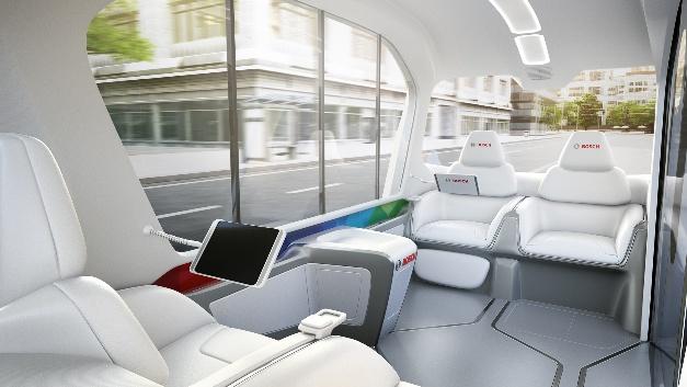 Allein in Europa, den USA und China sollen bereits im Jahr 2020 rund eine Million solcher On-Demand-Shuttlebusse unterwegs sein.