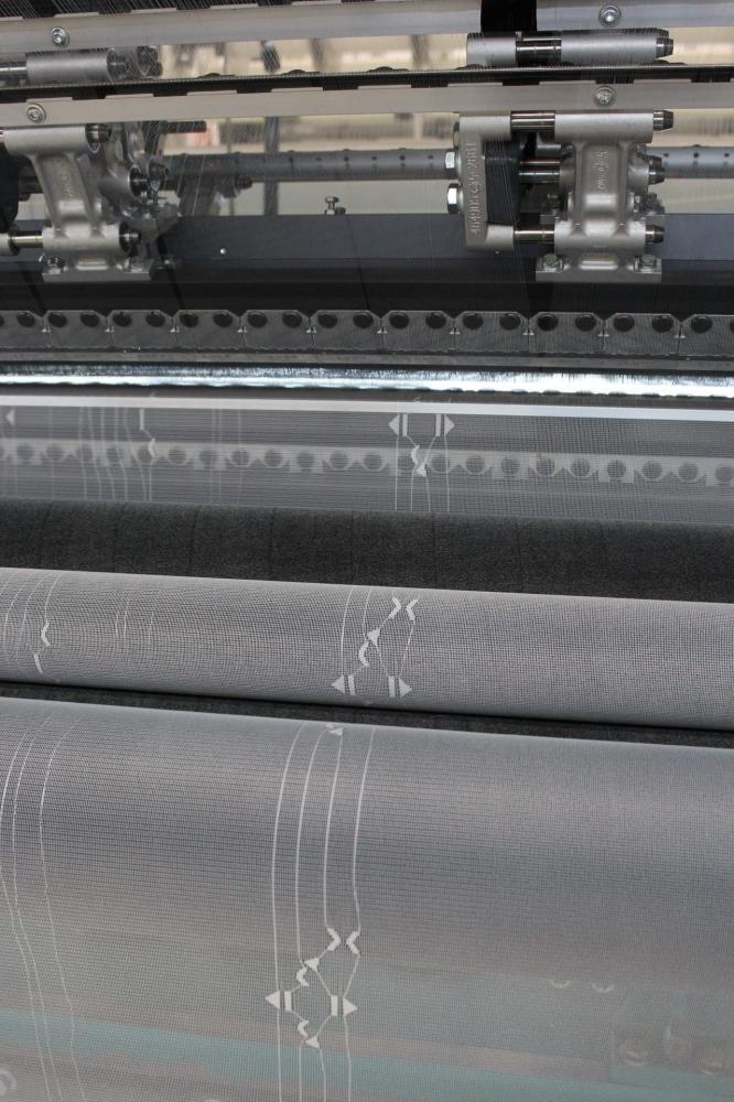 Das Verfahren erschließt ein neues Effizienz-Level bei der Fertigung elektrisch leitfähiger Textilien. Typische textile Eeigenschaften wie Weichheit, Flexibilität, Elastizität und Atmungsaktivität bleiben erhalten.