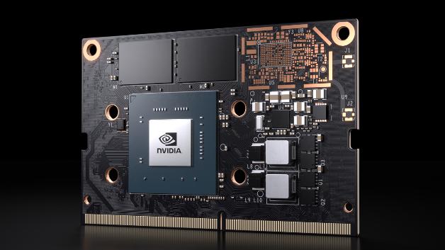 Der Jetson Nano liefert mit einer 64-bit-Quad-Kern-CPU ARM A57 und der eigenen 128-Kern-Maxwell-GPU eine Rechenleistung von 472 GFlops.