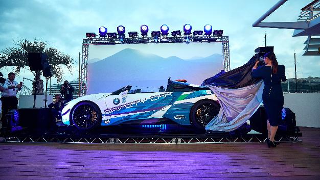 Am Vorabend des Monaco E-Prix wurde das neue Mitglied der ABB FIA Formula E Championship enthüllt.