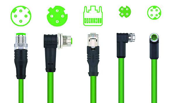 Eine neue Leitung des Anschlusstechnikspezialisten Escha ermöglicht es ab sofort, Profinet in Roboterapplikationen einzusetzen. Während bisherige Profinet-Meterware entweder nur mit Schleppketteneigenschaften oder Torsionseigenschaften erhältlich waren, soll die neue Meterware namens 'Profinet Robotic' beide Eigenschaften »optimal vereinen«, so die Unternehmensaussage. Die flexible Ethernet-Leitung soll bis zu 5 Millionen Biege- und 5 Millionen Torsionszyklen standhalten. Sie ist bei Escha in konfektionierter Ausführung mit M12x1-Steckverbindern (vierpolig, D-codiert) oder RJ45-Steckverbindern erhältlich.