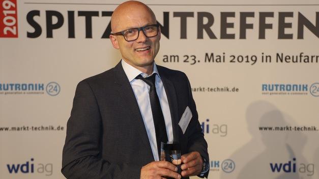 Kategorie Batterien und Batteriekonfektionierung:   Thilo Hack, Bereichsleiter Industrie, Ansmann