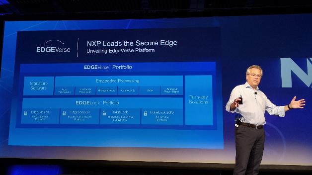 NXP bündelt künftig sein Portfolio an Edge-Computing-Produkten und Sicherheitsfunktionen unter der Bezeichnung »EdgeVerse«.